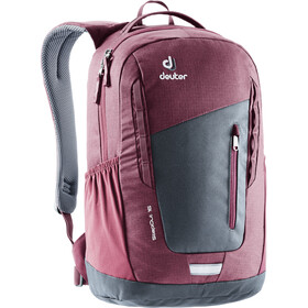 Deuter StepOut 16 - Sac à dos - gris/rouge